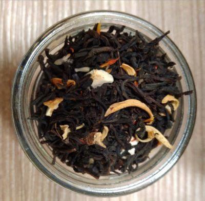 Tatjana, tè nero agrumato