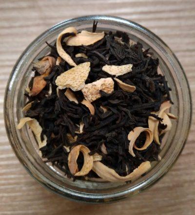 Tè nero Fiori di zagara